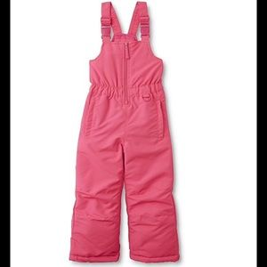 Girls Snow Pants 6X